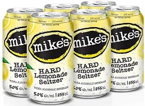 Mike's Hard Seltzer- Lemonade - 6x355ml - Save $1.65