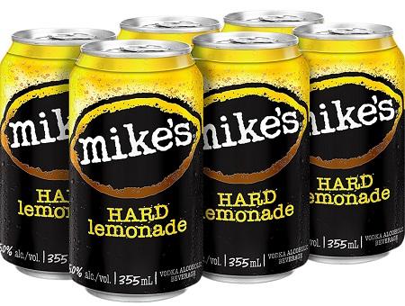 Mike's Hard Lemonade - 6x355ml - Save $1.65