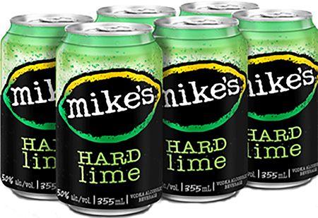Mike's Hard Lime - 6x355ml - Save $1.65
