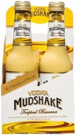 Mudshakes - Banana - 4PB - Save $1.65