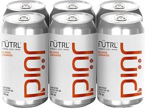 Nutrl Juic'd - Blood Orange - 6x355ml - Save $1.95