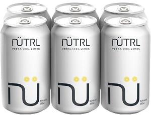 Nutrl - Lemon - 6x355ml - Save $1.70