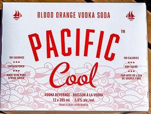 Pacific Cool - Blood Orange - 12x355ml - Save $3.25