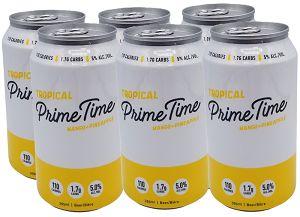 Bridge Brewing - Prime Time Tropical Beer - 6x355ml - Save $1.65