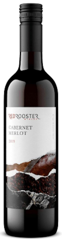 Red Rooster - Cabernet/Merlot - 750ml - Save $3.60