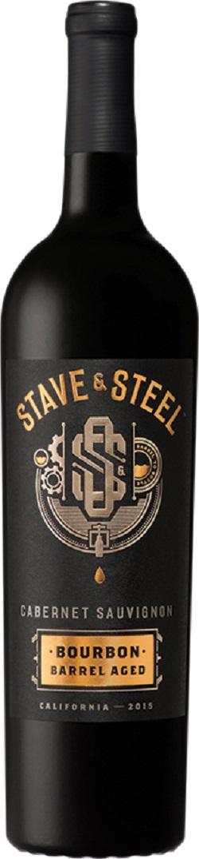 Stave & Steel Wine - Bourbon Barrel Cabernet Sauvignon - 750ml - Save $3.00