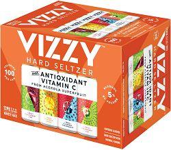 Vizzy Vodka Soda - Mixer - 12x355ml - Save $6.00