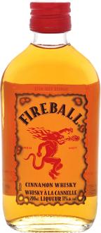 Fireball Cinnamon Whiskey - 200ml - Save $1.65