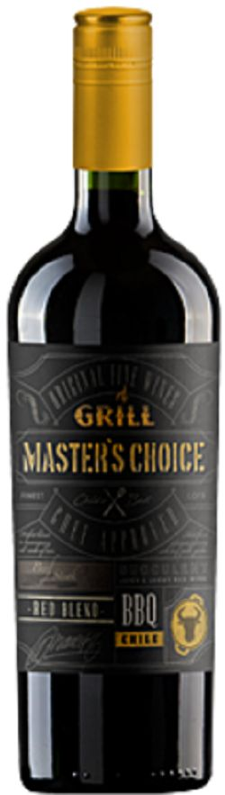 Grill Masters Wine - Red Blend - 750ml - Save $3.05