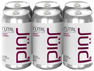Nutrl Juic'd - Fruit Punch- 6x355ml - Save $1.95