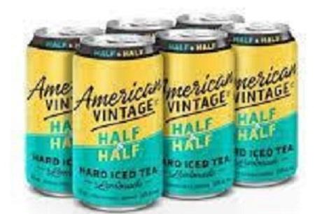 American Vintage Tea - Half & Half - 6x355ml