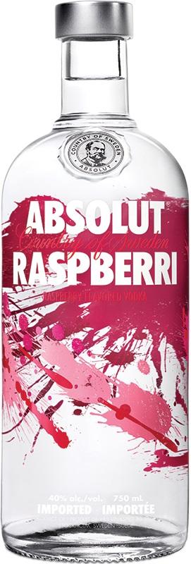 Absolut - Raspberri - 750ml