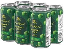 Crown Royal - Cranberry/Apple - 6x355ml