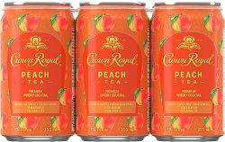 Crown Royal - Peach/Tea - 6x355ml