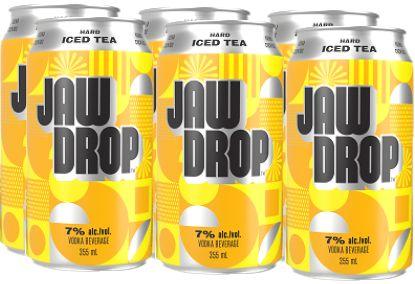 Jaw Drop Coolers - Iced Tea - 6x355ml