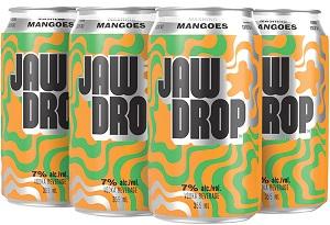 Jaw Drop Coolers - Mashing Mangoes - 6x355ml