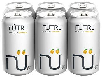 NUTRL - Pineapple - 6x355ml