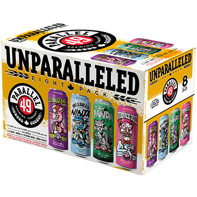 Parallel 49 Brewing - Unparalleled - 8x473ml