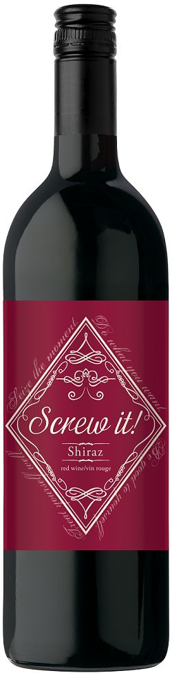 Screw It! Wines - Shiraz - 750ml