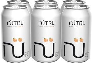 NUTRL - Peach - 6x355ml